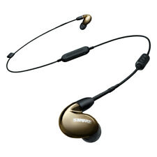 Shure SE846 (Bronze) with BT1 Bluetooth Cable - Authorized Dealer