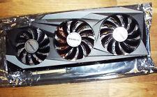 GIGABYTE RTX 3080 GAMING OC 10GB PCIe GDDR6, HDMI, 3x DP ohne Verpackung