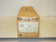 GENERAL ELECTRIC 9F60 FMH050 NEW EJ0-1 SIZE D FUSE 15.5 KV 50E AMP 9F60FMH050