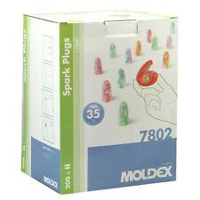 Moldex Spark Plug 7802 PocketPak Soft foam 200 Pairs SNR 35db! - Ear Protection