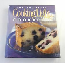 The Complete Cooking Light Cookbook (2000), Hardcover