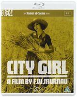 City Girl - Dual Format (Blu-ray+DVD) [Masters of Cinema] [1930] [DVD]