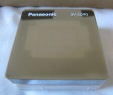 PANASONIC SV SD90 SD PORTABLE AUDIO PLAYER D-SOUND FM TUNER WHITE A STATE