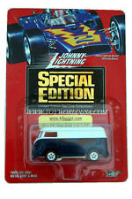Johnny Lightning Special Edition 60's Volkswagen Bus Limited Edition White/Blue