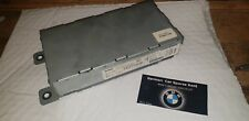 BMW E46 Bluetooth module/Control unit,full working order,with pass code