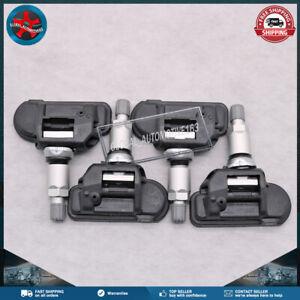 4x Tire Pressure Sensor TPMS A0009050030 For Mercedes-Benz E350 C250 C300 C350