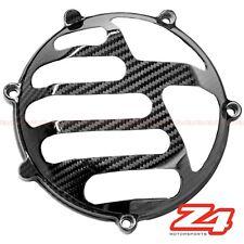 Ducati Multistrada 1000 Side Engine Clutch Gearbox Case Cover Guard Carbon Fiber