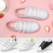 PaperPlanes Womens Belted Shoes Triple Grip Strap Casual Sneakers 1442 4 Color