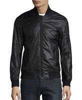 "Brand New CALVIN KLEIN ""BOMBER JACKET"" All SEASONS, Men's M, Luxury BLACK Jacket"