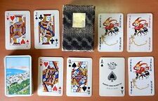VINTAGE MODIANO 54 (3 JOKERS) DECK PLAYING CARDS - p05!
