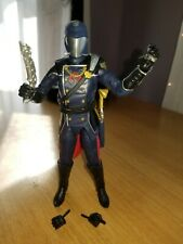 Cobra Commander Classified Series G.I.Joe figure loose COMPLETE