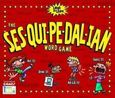 The Sesquipedalian Word Game: Act it! Draw it! Ad-Lib it! Guess it! Laugh and L