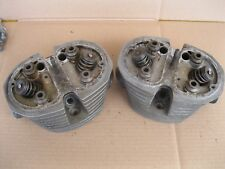 BMW Airhead R100 Big Cylinder Heads 44mm Intake 40mm Exhaust - for 40mm Carbs