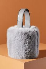 Anthropologie Felicity Cozy Bucket Bag by Current Air New