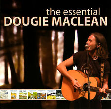 Dougie Maclean The Essential Vol 1 2CD Set , Caledonia, UK edition AVAILABLE NOW