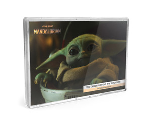 Star Wars: The Mandalorian Trailer season 2 7-card Set 2  Disney +