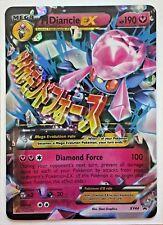 JUMBO Pokemon Card Mega Diancie EX XY44 OVERSIZED TCG PROMO Near Mint