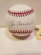 NY Yankees Joe Torre Signed OML Baseball- Steiner / MLB Certified