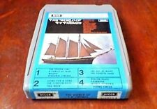 THE WORLD OF TV THEMES STEREO 8-TRACK CARTRIDGE 1972 Magpie Spencer Davis Group