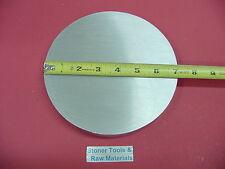 "7"" ALUMINUM 6061 ROUND ROD 1"" LONG T6511 7.00"" Diameter Solid Lathe Bar Stock"