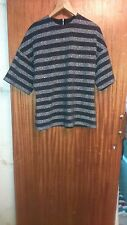 ZARA ladies sparkly top,sizeS, but it is more like M/L,new no tag