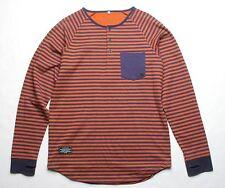 Henley Long Sleeve Shirt (M)