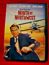 North By Northwest DVD w/Cary Grant, James Mason, Eve Marie Saint, 2004