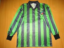 RARE FC TIROL INNSBRUCK #16 MATCH WORN  1988 1990 TRIKOT SHIRT LONG