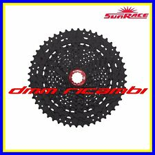 Ruota libera SUNRACE MX8 a cassetta Bici MTB 11V 11/42 compatibile SHIMANO SRAM