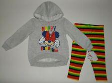 Nwt, Toddler girl clothes, 4T, Disney Original fleece sweatshirt/leggings/ Sale~