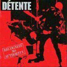 Detente, Recognize No Authority, New Special Limited Edition, Origina