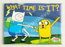 Adventure Time What Time Is It Magnet Licensed Hot Properties New
