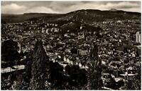 Stuttgart alte Ansichtskarte 1954 gelaufen Gesamtansicht Blick zum Birkenkopf