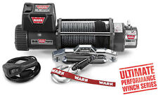 WARN 87310 9.5XP-S 9500lb 6HP Ultimate Performance Winch 12V Hawse Fairlead Rope
