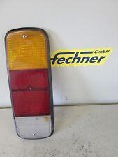 Heckleuchtenglas L = R VW T2 b Rückleuchte original Heckleuchte Hella gelb T2b