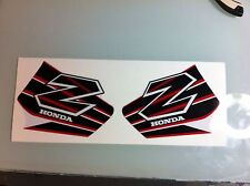 Honda Z50R Tank Decals Reproduction 99 98 Z50 R 1999