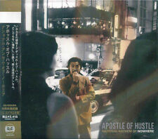 Apostle of Hustle National Anthem of Nowhere - Japan CD NEW+VIDEO