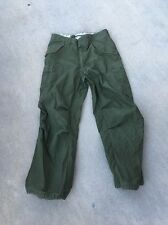 Vietnam Era Cold Weather Trousers-MR-1972 Sateen Olive Green New..OMJ..390