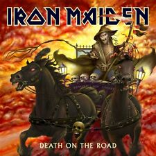 IRON MAIDEN - DEATH ON THE ROAD - 2LP PICTURE DISC VINYL BRAND NEW SEALED 2005