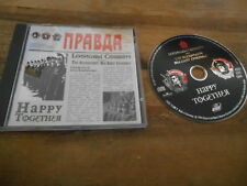CD Rock Leningrad Cowboys -  Happy Together (12 Song) BMG ARIOLA REC jc