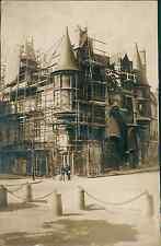 Paris, hôtel de Sens, rue du Figuier Vintage silver print Tirage argenti