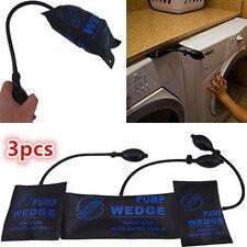 3 Pcs Car & Home Air Wedge Powerful Hand Pump Locksmith Alignment Open Tools