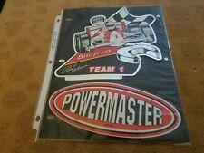 Vintage Auto Parts & Racing Stickers (#12)