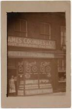 More details for james coombes & co shopfront rp boot repairer/cobbler unlocated/mystery/unknown