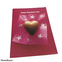 Vintage Happy Valentine's Day Postcard Macys department Store 80s 90s