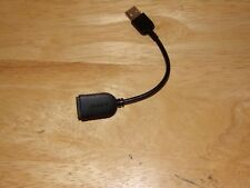 Genuine Sony USB 2.0 Extension Cable Type A Female to A Male Cable PC-U004