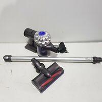 Dyson V6 Cordless Handheld Vacuum Cleaner + Wand & Brush Head - 13 Min Battery