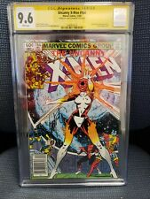 Uncanny X-men 164 Newsstand CGC SS 9.6 WP Signed by Chris Clairmont