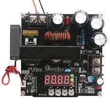 Numerical Control Regulator, DC 8-60V to 10-120V 15A Boost Converter LED Display