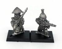 Samurai Dwarf Musketeers Warhammer Fantasy Armies 28mm Unpainted Wargames